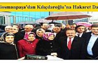 Ak Parti Gaziosmanpaşa Teşkilatından Kılıçdaroğlu'na...