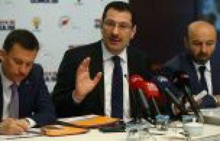 AK Parti Genel Başkan Yardımcısı Yavuz: İstanbul'daki...