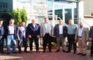 Ak Parti İlçe Başkanı Serkan Acar,İş Adamı...