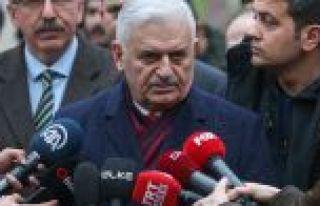 AK Parti İstanbul adayı Yıldırım: YSK mazbatayı...