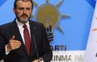 AK Parti Sözcüsü Mahir Ünal: Kılıçdaroğlu...