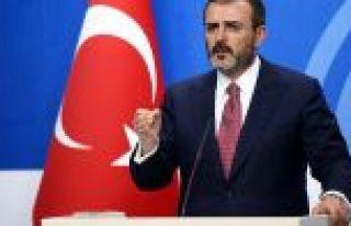AK Parti Sözcüsü Ünal: Grup başkanvekilliği...