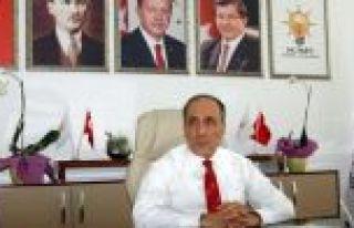 AK Parti Sultangazi'de İlçe Başkan Adayı Av....