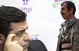 AK Partili Bülent Turan'dan HDP'ye başsağlığı...