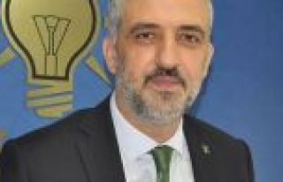 AK Partili il başkanı görevinden istifa etti