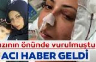 Arnavutköy'de Kızının önünde vurulmuştu! Acı...