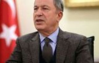 Bakan Akar'dan Libya açıklaması