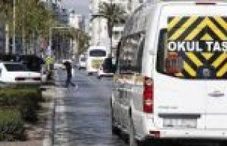 Bakan'dan servis araçlarıyla ilgili açıklama