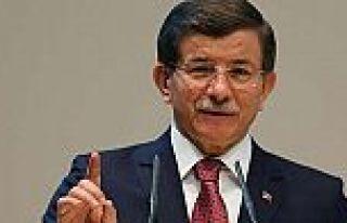 Başbakan Davutoğlu: Milletimizle gurur duyuyorum