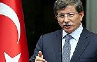 Başbakan Davutoğlu'ndan koalisyon turu hakkında...