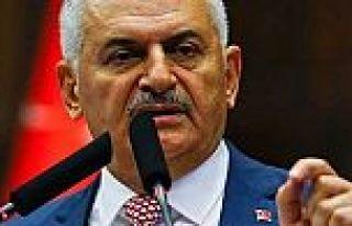 Başbakan Yıldırım: Ey FETÖ'nün hainleri!!!