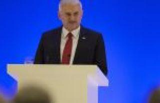Başbakan Yıldırım: Mülteci durumuna düşmüş...