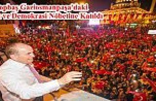 Başkan Kadir Topbaş Gaziosmanpaşa'daki Vatan ve...