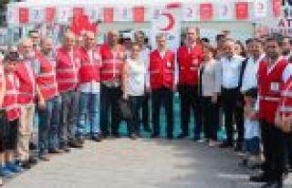 Başkan Usta'dan Kan Bağışı Kampanyasına Destek