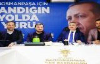 Bayram Şenocak,Gaziosmanpaşa'lı Gençlerle Bir...