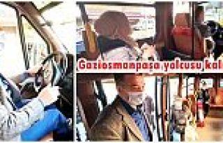 Gaziosmanpaşa Belediye Başkanı Hasan Tahsin Usta,...