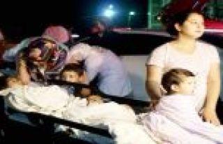 Bayrampaşa Devlet Hastanesi'nde yangın paniği