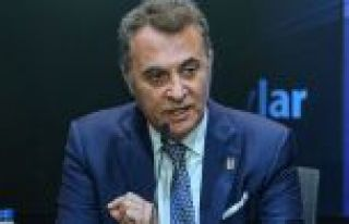 Beşiktaş Kulübü Başkanı Orman: Kararımda bir...