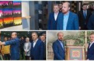 Bilal Erdoğan Gaziosmanpaşa'da Sanat Akademisinin...
