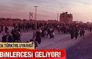 BM'de flaş Türkiye açıklaması! On binlerce kişi...