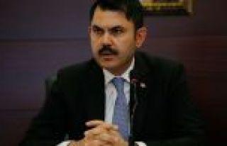 Çevre ve Şehircilik Bakanı Kurum: Kaçak yapılar...