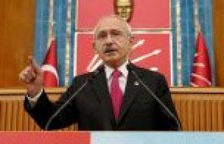 CHP Genel Başkanı Kılıçdaroğlu: Ekrem İmamoğlu...