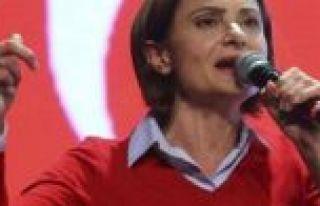 CHP İstanbul İl Başkanı Canan Kaftancıoğlu için...