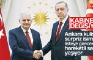 Cumhurbaşkanı Erdoğan - Başbakan Yıldırım görüşmesi...