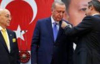 Cumhurbaşkanı Erdoğan, Fenerbahçe Yüksek Divan...