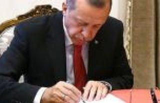 Cumhurbaşkanı Erdoğan imzaladı! Kadro müjdesi...