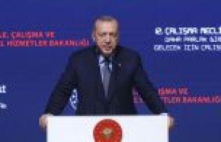 Cumhurbaşkanı Erdoğan: Tüm ekonomik saldırılara...