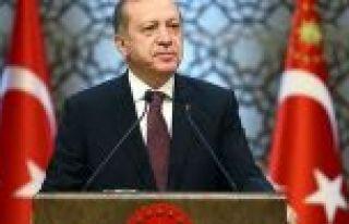 Cumhurbaşkanı Erdoğan: Yardımcı Doçentlik mekanizmasını...