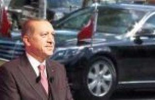 Cumhurbaşkanı Erdoğan'dan Çapa Tıp Fakültesinde...