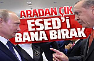 Cumhurbaşkanı Erdoğan'dan İdlib açıklaması:...