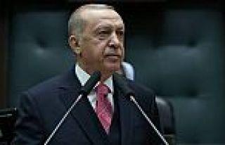 Cumhurbaşkanı Erdoğan'dan İslam ülkelerine milli...