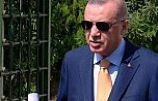 Cumhurbaşkanı Erdoğan'dan son dakika corona virüs...