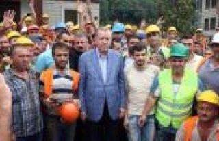 Cumhurbaşkanı, RTEÜ Geliştirme Vakfı Güneysu...
