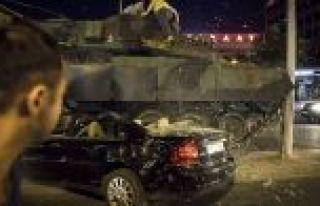 Darbeci askerlere 'mühimmat' soruşturması
