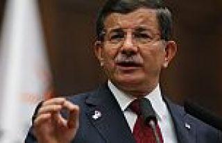 Davutoğlu: Cenevre'de Kürtlere değil PYD'ye karşıyız