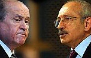Davutoğlu'ndan Kılıçdaroğlu ve Bahçeli'ye operasyonlarla...