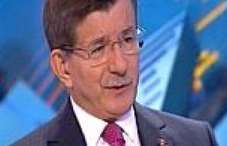 Davutoğlu'ndan Rus uçağı açıklaması