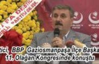 Destici, BBP Gaziosmanpaşa İlçe Başkanlığı...