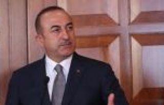 Dışişleri Bakanı Çavuşoğlu: S-400 kutuda tutulmak...