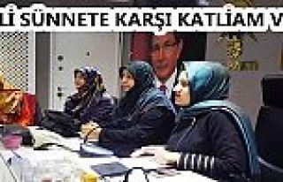 EHLİ SÜNNETE KARŞI KATLİAM VAR