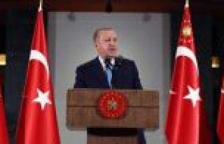 Erdoğan: Bizim Rabiamızın anlamını Kılıçdaroğlu...
