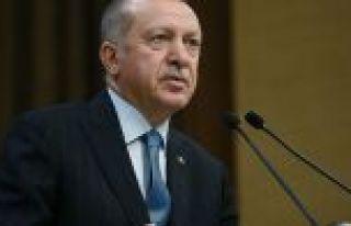 Erdoğan: Fırat Kalkanı ve Zeytin Dalı ile başlayan...