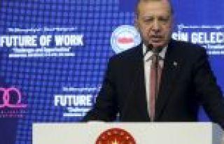 Erdoğan: Hangi başlıkları atarsanız atın Türkiye...