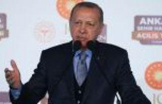 Erdoğan: Hemşirelerimizin 3600 ek gösterge meselesini...