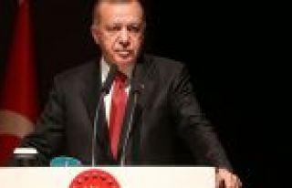 Erdoğan, İstanbul'un AK Parti'li ilçe belediye...