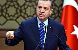 Erdoğan KKTC'de konuştu
